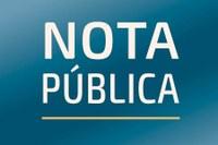 Nota Pública